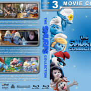 The Smurfs Collection (2011-2017) R1 Custom Blu-Ray Cover