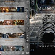The Mummy Collection (1999-2017) R1 Custom Cover