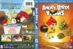 Angry Birds Toons Season 2 Volume 2 (2016) R1 DVD Cover