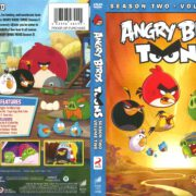Angry Birds Toons Season 2 Volume 2 (2016) R1 DVD Cover