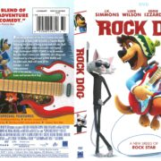 Rock Dog (2016) R1 DVD Cover