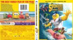 The Spongebob Movie: Sponge Out of Water (2015) R1 Blu-Ray Cover