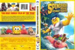 The Spongebob Movie: Sponge Out of Water (2015) R1 DVD Cover