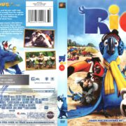 Rio (2011) R1 DVD Cover
