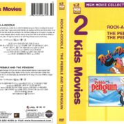 Rock-A-Doodle/The Pebble and the Penguin Double Feature (1992-1995) R1 DVD Cover