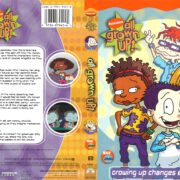All Grown Up: Growing Up Changes Everything (2003) R1 DVD Cover