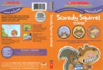 Scaredy Squirrel Trilogy (2007) R1 DVD Cover
