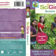 SciGirls Season 3 (2015) R1 DVD Cover