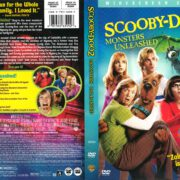 Scooby-Doo 2: Monsters Unleashed (2004) R1 DVD Cover