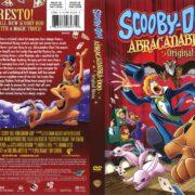 Scooby-Doo! Abracadabra-doo (2010) R1 DVD Cover