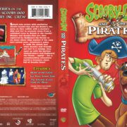 Scooby-Doo! And the Pirates (2011) R1 DVD Cover