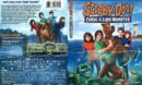 Scooby-Doo! Curse of the Lake Monster (2010) R1 DVD Cover