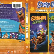 Scooby-Doo! Double Feature: Scooby-Doo! and the Loch Ness Monster/Scooby-Doo! and the Sea Monsters (2016) R1 DVD Cover