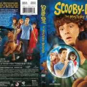 Scooby-Doo!: The Mystery Begins (2009) R1 DVD Cover
