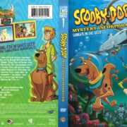 Scooby-Doo! Mystery Incorporated Season 2 Part 1: Danger in the Deep (2012) R1 DVD Cover