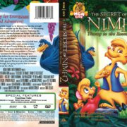 Secret of NIMH 2: Timmy to the Rescue (1998) R1 DVD Cover