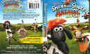 Shaun the Sheep: Animal Antics (2010) R1 DVD Cover