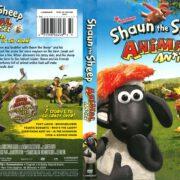 Shaun the Sheep: Animal Antics (2010) R1 DVD Cover