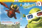 Shrek 3-D (2004) R1 DVD Cover