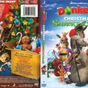 Donkey's Christmas Shrektacular (2010) R1 DVD Cover