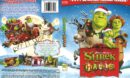 Shrek the Halls (2008) R1 DVD Cover