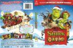 Shrek the Halls (2008) R1 DVD Cover