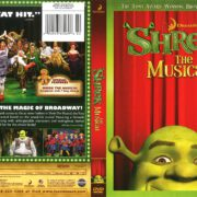 Shrek the Musical (2013) R1 DVD Cover