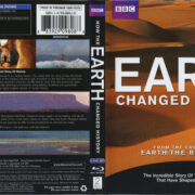 How The Earth Changed History (2010) R1 Blu-Ray Cover & Label