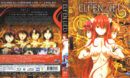 Elfen Lied: Complete Collection (2013) R1 Blu-Ray Cover & Labels