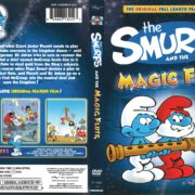 The Smurfs and the Magic Flute (2012) R1 DVD Cover