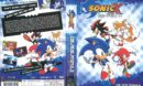 Sonic X Collection 1 (2016) R1 DVD Cover