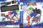 Sonic X Collection 2 (2016) R1 DVD Cover