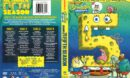 Spongebob Squarepants Season 5 (2012) R1 DVD Cover