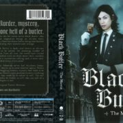 Black Butler: The Movie (2014) R1 Blu-Ray Cover