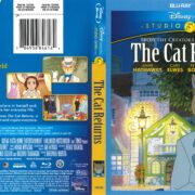 The Cat Returns (2002) R1 Blu-Ray Cover