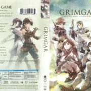 Grimgar: Ashes and Illusions (2016) R1 Blu-Ray Cover