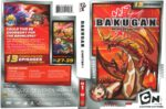 Bakugan Battle Brawlers Chapter 1 (2010) R1 DVD Cover