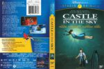 Castle in the Sky (1986) R1 DVD Cover