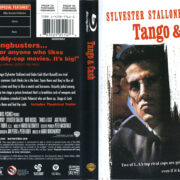 Tango & Cash (1989) R1 Blu-Ray Cover & Label