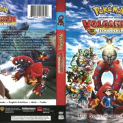 Pokemon Movie: Volcanion and the Mechanical Marvel (2016) R1 DVD Cover