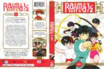 Ranma 1/2 Set 1 (2014) R1 DVD Cover