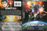 Robotech 2-Movie Collection: The Shadow Chronicles and Love Live Alive (1985-2013) R1 DVD Cover