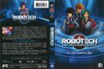 Robotech, The Macross Saga: The First Robotech War (2011) R1 DVD Cover
