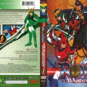 Ronin Warriors Volume 2: Rescue Operations (2004) R1 DVD Cover