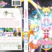 Sailor Moon Crystal Season 2 (2015) R1 DVD Cover