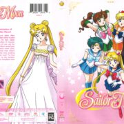 Sailor Moon Season 1 Part 2 (2015) R1 DVD Cover