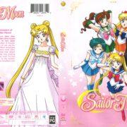 Sailor Moon Season 1 Part 2 (2015) R1 DVD Cover