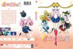 Sailor Moon R Season 2 Part 2 (1993) R1 DVD Cover