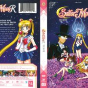 Sailor Moon R The Movie (1993) R1 DVD Cover