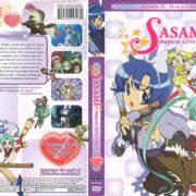 Sasami Magical Girls Club Season 2 (2006) R1 DVD Cover
